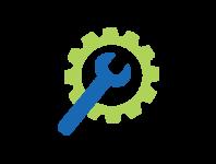 Customizable Software decorative image