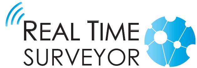 real time surveyor logo